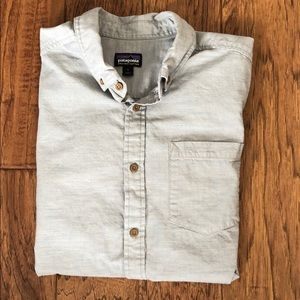 Men's Patagonia Button Down Shirt